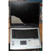 "Ноутбук Acer TravelMate 4150 (4154LMi) (Intel Pentium M 760 2.0Ghz /256Mb DDR2 /60Gb /15"" TFT 1024x768) - Королев"
