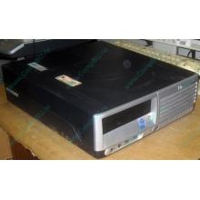 Компьютер HP DC7100 SFF (Intel Pentium-4 520 2.8GHz HT s.775 /1024Mb /80Gb /ATX 240W desktop) - Королев