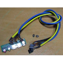 Панель передних разъемов (audio в Королеве, USB в Королеве, FireWire) для корпуса Chieftec (Королев)