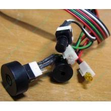 Светодиоды в Королеве, кнопки и динамик (с кабелями и разъемами) для корпуса Chieftec (Королев)