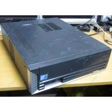 Лежачий четырехядерный системный блок Intel Core 2 Quad Q8400 (4x2.66GHz) /2Gb DDR3 /250Gb /ATX 300W Slim Desktop (Королев)