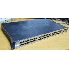 Управляемый коммутатор D-link DES-1210-52 48 port 10/100Mbit + 4 port 1Gbit + 2 port SFP металлический корпус (Королев)