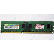 НЕРАБОЧАЯ память 4Gb DDR3 SP (Silicon Power) SP004BLTU133V02 1333MHz pc3-10600 (Королев)