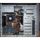 4 ядерный компьютер Intel Core 2 Quad Q6600 (4x2.4GHz) /4Gb /160Gb /ATX 450W вид сзади (Королев)