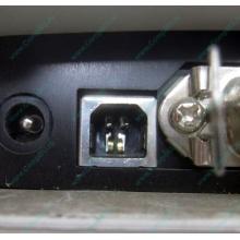 Термопринтер Zebra TLP 2844 (выломан USB разъём в Королеве, COM и LPT на месте; без БП!) - Королев