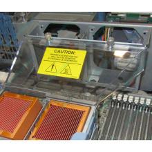 Прозрачная пластиковая крышка HP 337267-001 для подачи воздуха к CPU в ML370 G4 (Королев)