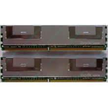 Серверная память 1024Mb (1Gb) DDR2 ECC FB Hynix PC2-5300F (Королев)