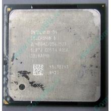 Процессор Intel Celeron D (2.4GHz /256kb /533MHz) SL87J s.478 (Королев)
