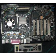Материнская плата Intel D845PEBT2 (FireWire) с процессором Intel Pentium-4 2.4GHz s.478 и памятью 512Mb DDR1 Б/У (Королев)