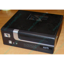 Б/У неттоп Depo Neos 230USF (Intel Celeron J1800 (2x2.41GHz) /2Gb DDR3 /500Gb /BT /WiFi /miniITX /Windows 7 Pro) - Королев