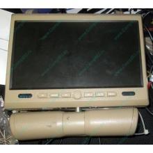 Автомобильный монитор с DVD-плейером и игрой AVIS AVS0916T бежевый (Королев)