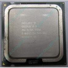 Процессор Intel Celeron D 346 (3.06GHz /256kb /533MHz) SL9BR s.775 (Королев)