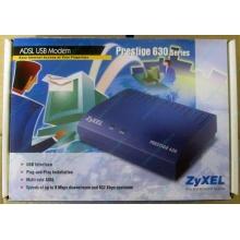 Внешний ADSL модем ZyXEL Prestige 630 EE (USB) - Королев